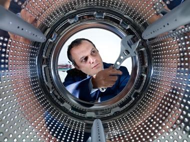 Wasmachine reparatie en onderhoud